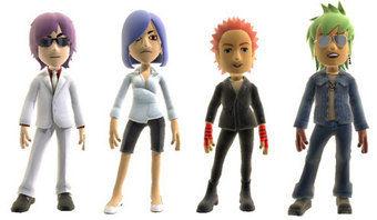 crazy avatar hair colours