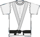 SSF4 Europe Pre-Order Bonus - Ryu t-shirt