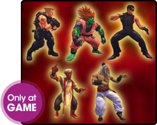 SSF4 Game UK pre-order bonus