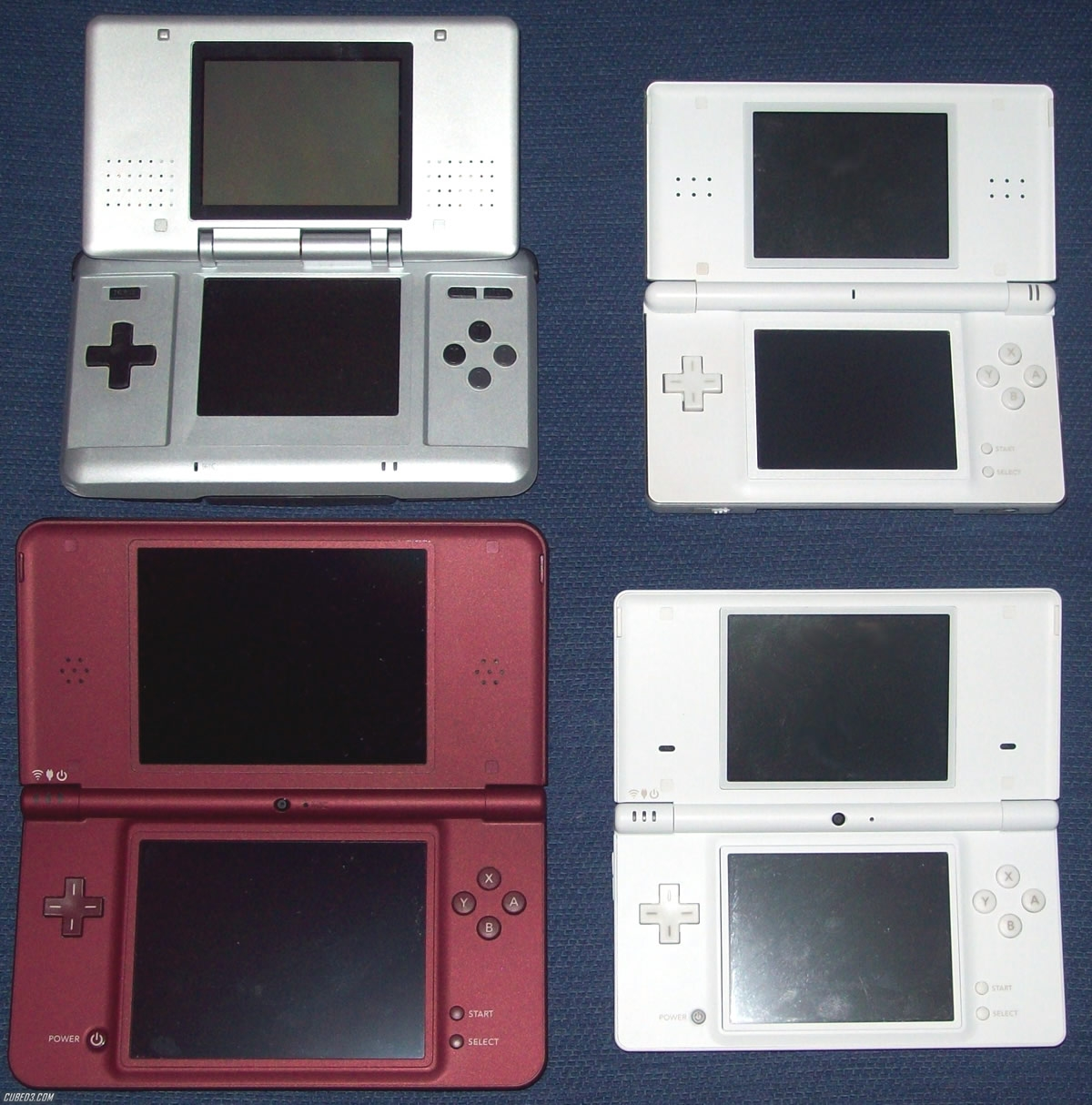 nintendo 3ds a nintendo hand held road map hard and soft gaming. Black Bedroom Furniture Sets. Home Design Ideas