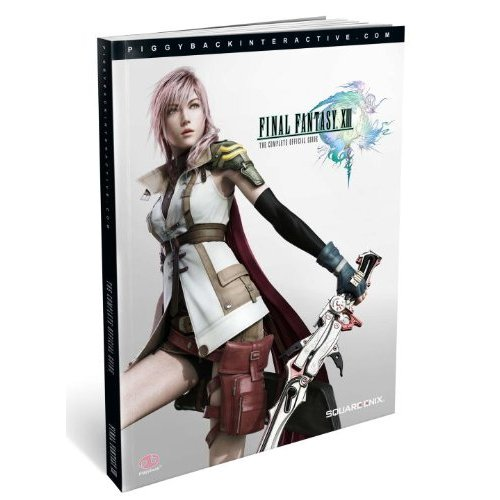 Final Fantasy XIII Guidebook by Piggyback
