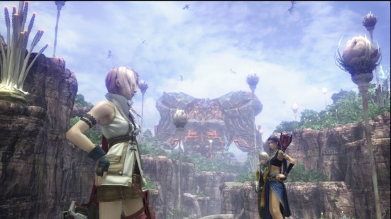 Final Fantasy 13 - What the hell is that?
