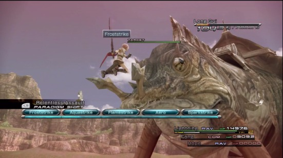 Final Fantasy 13 - Long Gui