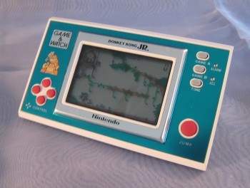 Donkey Kong Junior Game & Watch