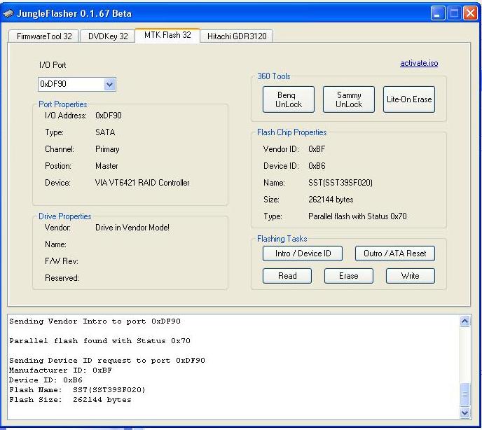 jungleflasher windows 7 32bit