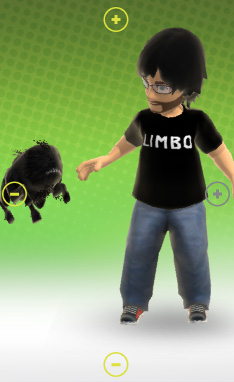 Limbo Avatar items