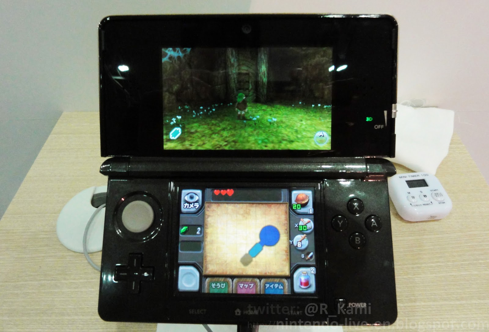 Nintendo 3DS Zelda Games