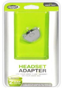 Datel - Xbox 360 Headset Adapter