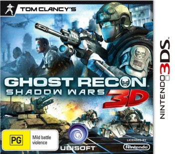 Ghost Recon - Shadow Wars 3D