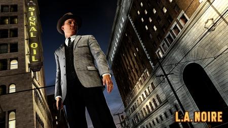 L.A. Noire - Cole Phelps