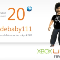 Xbox Live Reward Scheme: Free Microsoft Points