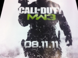 MW3 Release date: 8th November2011