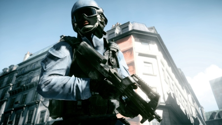 Battlefield 3: Paris in Multiplayer (teaser screenshot)