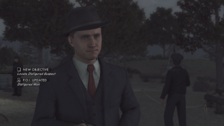 L.A. Noire - It's all in the faces