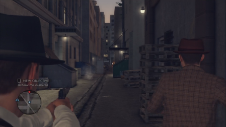 L.A. Noire - Solving a Street Crime