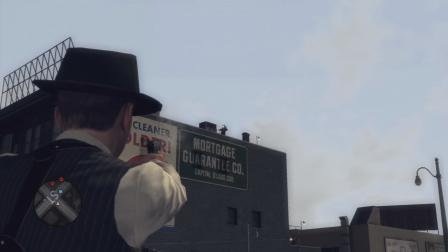 L.A. Noire - Gunplay