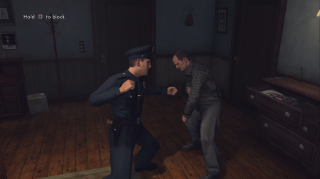 L.A. Noire - Hand to Hand fighting