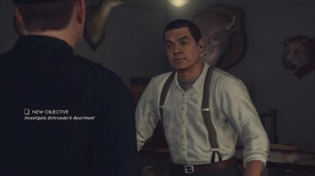 L.A. Noire - talking to helpful people