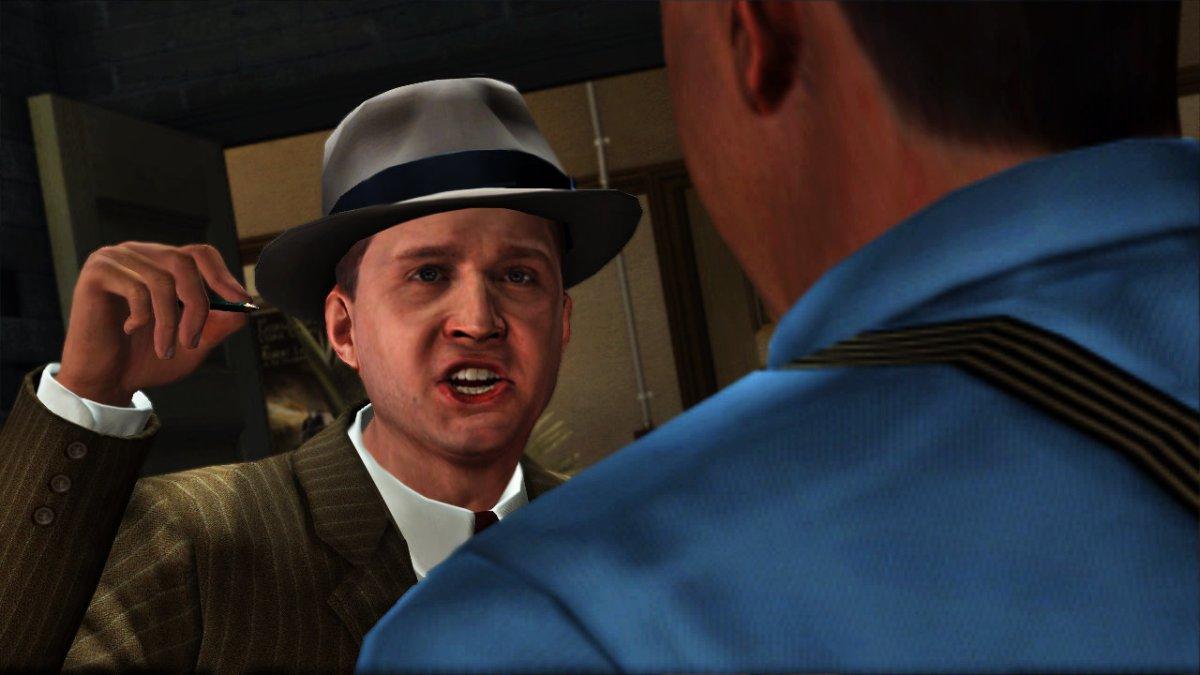 L.A. Noire: Review - A Detective Calls