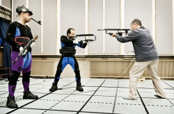 Battlefield 3 - Andy McNab motion capture