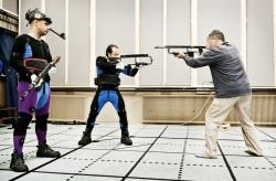 Battlefield 3 - Andy McNab motion capture