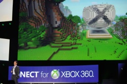 Minecraft headed for Xbox 360 and Kinect