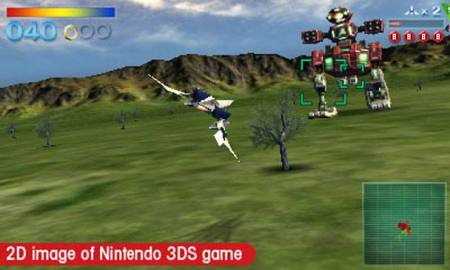 Starfox 64 3D Screenshot from E3 2011