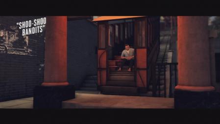 L.A. Noire - 1 of 40 Street Crimes