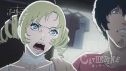 Catherine: Some wierdo nutcase