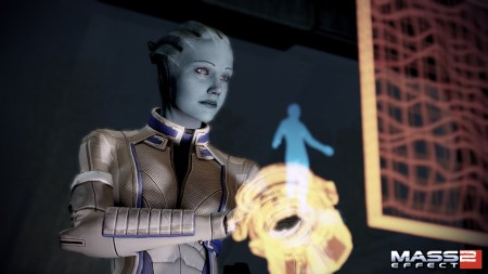 Mass Effect 2 - Liara needs your help to bring down the Shadow Broker