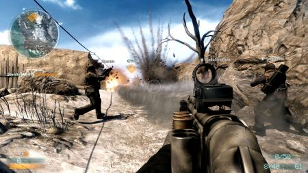 Medal of Honor - Multiplayer is plagued by awful spawn locations and choke points, but is otherwise thoroughly entertaining