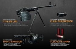 Battlefield 3: Physical Warfare Pack