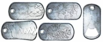 Battlefield 3: Dr Pepper dogtags