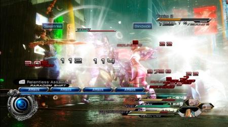 Final Fantasy XIII-2: Battle Screenshot