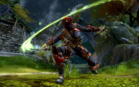 Kingdoms of Amalur: Reckoning ~ Rogue