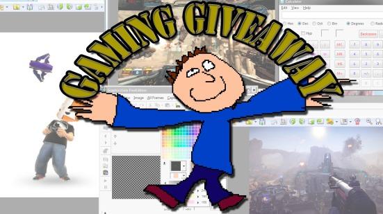 Gaming Giveaway