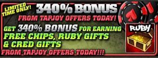 Original Gangstaz - Tapjoy Bonus