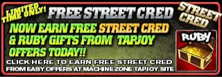 Original Gangstaz - Tapjoy offers for Street Cred