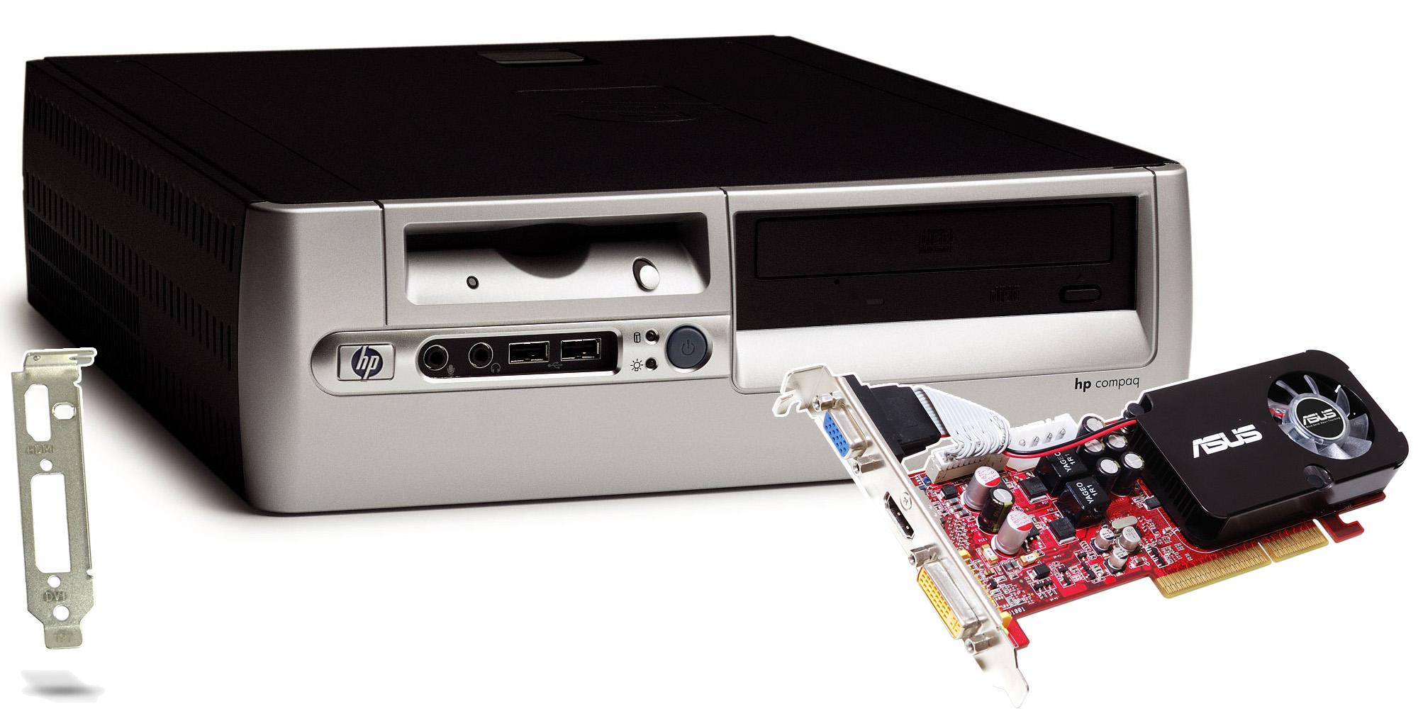 HP COMPAQ D530 SFF VIDEO CONTROLLER DRIVER