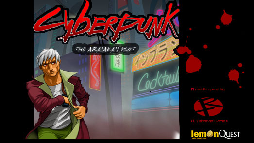 Cyberpunk: The Arasaka's Plot